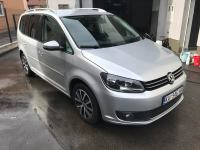 VW Touran 1,6 TDI DSG HIGHLINE !!!!AKCIJA!!!