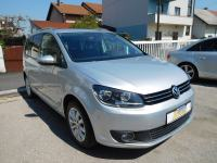 VW Touran 1.6 TDI HIGHLINE, 7 SJEDALA, NAVI, KOŽA, GARANCIJA DO 2 GOD.
