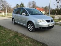 VW Touran 2,0 TDI HIGHLINE 7 SJEDALA