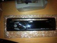 auto mp3 cd player jvc hitno