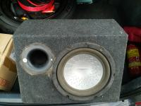Pioneer subwoofer 500W