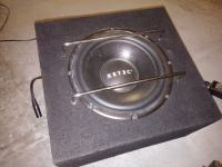 Subwoofer Xetec 150rms