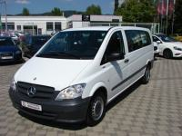 Mercedes-Benz VITO 116CDI BLUE EFFICIENCY EXTRALANG