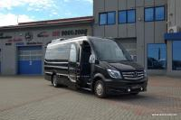 Cuby Sprinter 519 cdi Exclusive Tourist Line 16+1+1