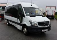 NEW Model MERCEDES BENZ Sprinter 516 CDI EEV by EuroLimbus