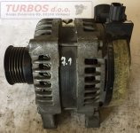 Alternator Ford Focus II C-Max Volvo S40 II V50 104210-3513 120A