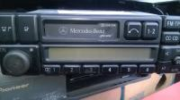 mercedes radio Becker
