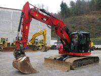 Bager Caterpillar 314D LCR sa POWERTILLT