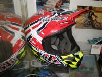 kaciga  moto cross Troy Lee Design