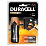 DURACELL BIKE LIGHTS FRONT