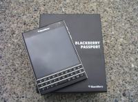 Blackberry passport black sa garancijom