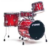 Bubanj SONOR Safari Red Galaxy