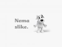 Set bubnjeva Amati sa duplom bass pedalom, crash i hi-hat