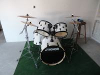 Sonor Force 1007 Snow White + Zildjian ZXT Series činele