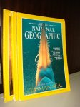 National Geographic, 1983, 1993, 1997 (US Edition)