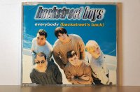 Backstreet Boys - Everybody (Backstreet's Back) (Maxi CD Single)