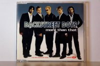 Backstreet Boys - More Than That (Maxi CD Single)