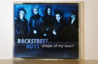Backstreet Boys - Shape Of My Heart (Maxi CD Single)