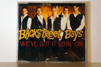 Backstreet Boys - We've Got It Goin' On (Maxi CD Single)