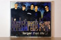 Backstreet Boys - Larger Than Life (Maxi CD Single)