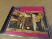 CD U2-The Unforgettable Fire