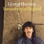 GEORGE HARRISON - SOMEWHERE IN ENGLAND  SX1