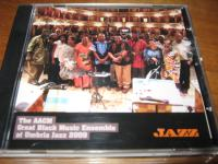 The AACM Great Black Music Ensemble Jazz CD