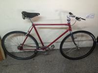 Gradski bicikl single speed