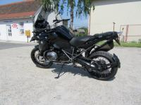 BMW GS 1200 tripleblack - SPECIAL EDITION - AKRAPOVIC - LED