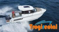 Merry Fisher 695 rent a boat Trogir - Pixma centar