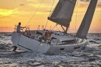 SUN ODYSSEY 440 (8+2).-SAILING YACHT CHARTER IN SEGET DONJI -2019 NEW