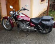 Yamaha XVS 125 Drag star, 2001 god., 4460km