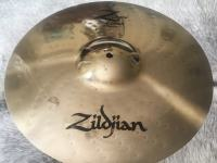 ZILDJIAN Z CUSTOM ROCK CRASH 16""