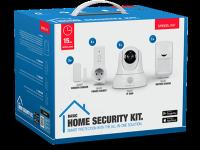HOME SECURITY KIT - NOVO!