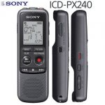 SONY diktafon ICD-PX240 4Gb PC Link USB / Noise cut filter