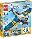 Lego Creator 31011 3in1 Aviation Adventure - AKCIJA