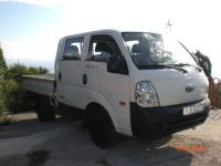 KIA K 2500, 2007 GODINA,REGISTRIRANA DO 04.03.2015