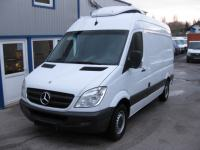 MERCEDES SPRINTER HLADNJAČA 313 CDI THERM.IZOLIRANA DO -20 C