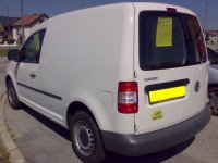 VW Caddy 07g 2.0 SDi
