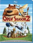 Open Season 2 blu ray NOVO!