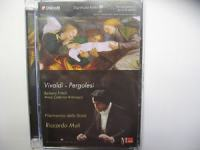 P: VIVALDI concerto A major for strings PERGOLESI