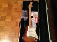 Fender Stratocaster, made in USA mod.HWY1