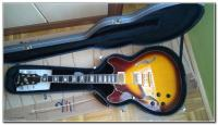 Ibanez Artcore custom AS 103 vintage sunburst + tvrdi kofer