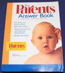 THE PARENTS ANSWER BOOK, enciklopedija za roditelje, kao nova