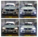 BMW F30 F31 XENON LED angel eyes farovi + UGRADNJA