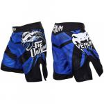 Venum Dan hardy fight shorts-bule