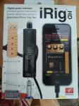 irig Hd gitarsko pojacalo za Iphone Mac Pc