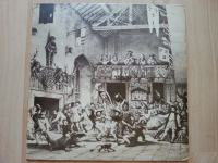 Jethro Tull ‎– Minstrel In The Gallery , origin. 1. UK izdanje (1975.)