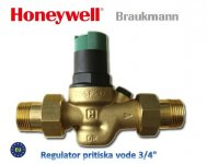 "Honeywell Braukmann regulator pritiska vode 3/4"" AKCIJA ("