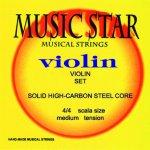 Žice za violinu, viola, cello